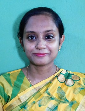 Debika Sarkar-Class Teacher - Upper Infant