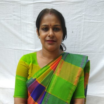 Sumita Sarkar-Class Teacher - Upper Infant
