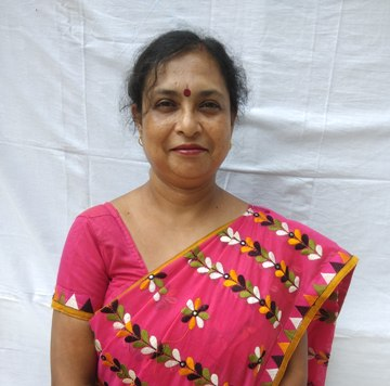 Sangita Karar-Class Teacher - XI (Science)