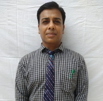 Koushik Banerjee-Games Teacher