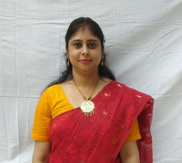 Shilpa Ghoshal-Class Teacher - II