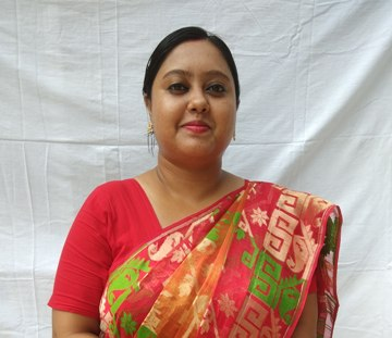 Nibedita Naskar Bera-Class Teacher - Lower Infant