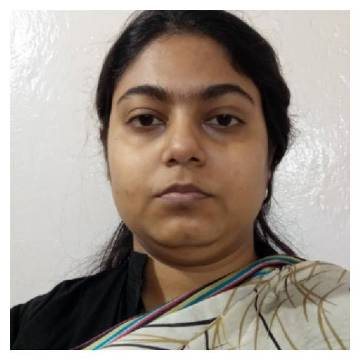 Sriparna Chatterjee-Social Studies Teacher
