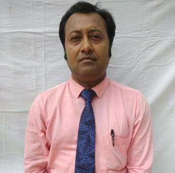 Sourav Chakraborty-Music Teacher